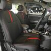 Toyota Hilux 3.0cc 2013 Leather Seat Covers & Upholstery