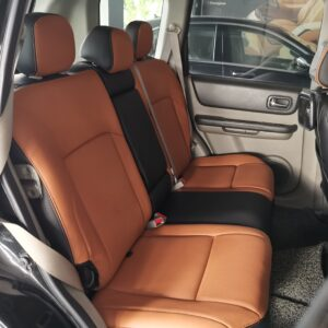 Nissan X Trail 2.0 2003 in E-Nappa Black and Brown