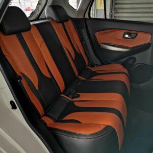 Perodua Myvi 1.3X 2019 (Black & Orange Tan)