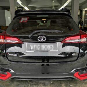 Toyota Yaris E Spec 2020