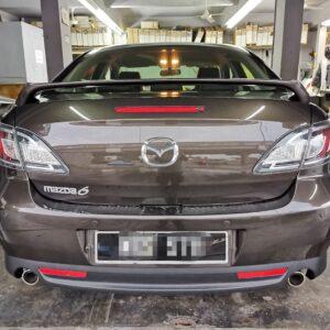 Mazda 6 2011 (Diamond Shape Design)