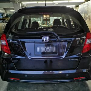 Honda Jazz 2014 (E-Nappa Dark Brown)
