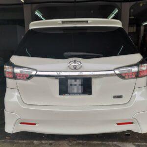 Toyota Wish 2.0cc 2015