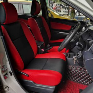 Toyota Avanza 1.5 2015 (Black & Red)