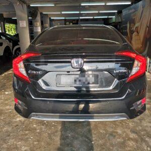 Honda Civic 1.8 FC 2020 (Black & Maroon)