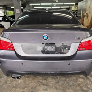 BMW E60 M3 Sport 2007 (Full Alcantara Black with M3 embroidery)
