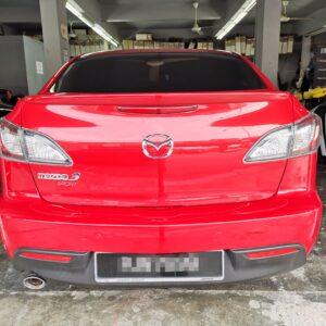 Mazda 3 Sports 2018