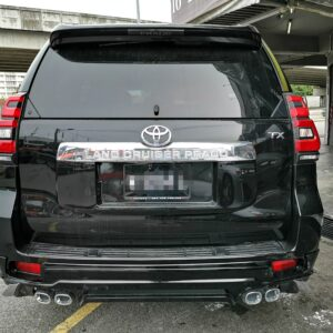 Toyota Landcruiser Prado 2011