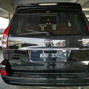 Toyota Landcruiser Invisible 2007