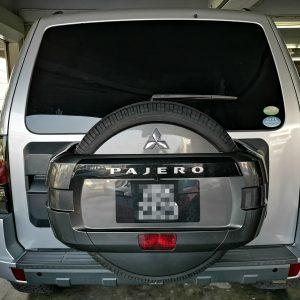 Mitsubishi Pajero Shogun 2011